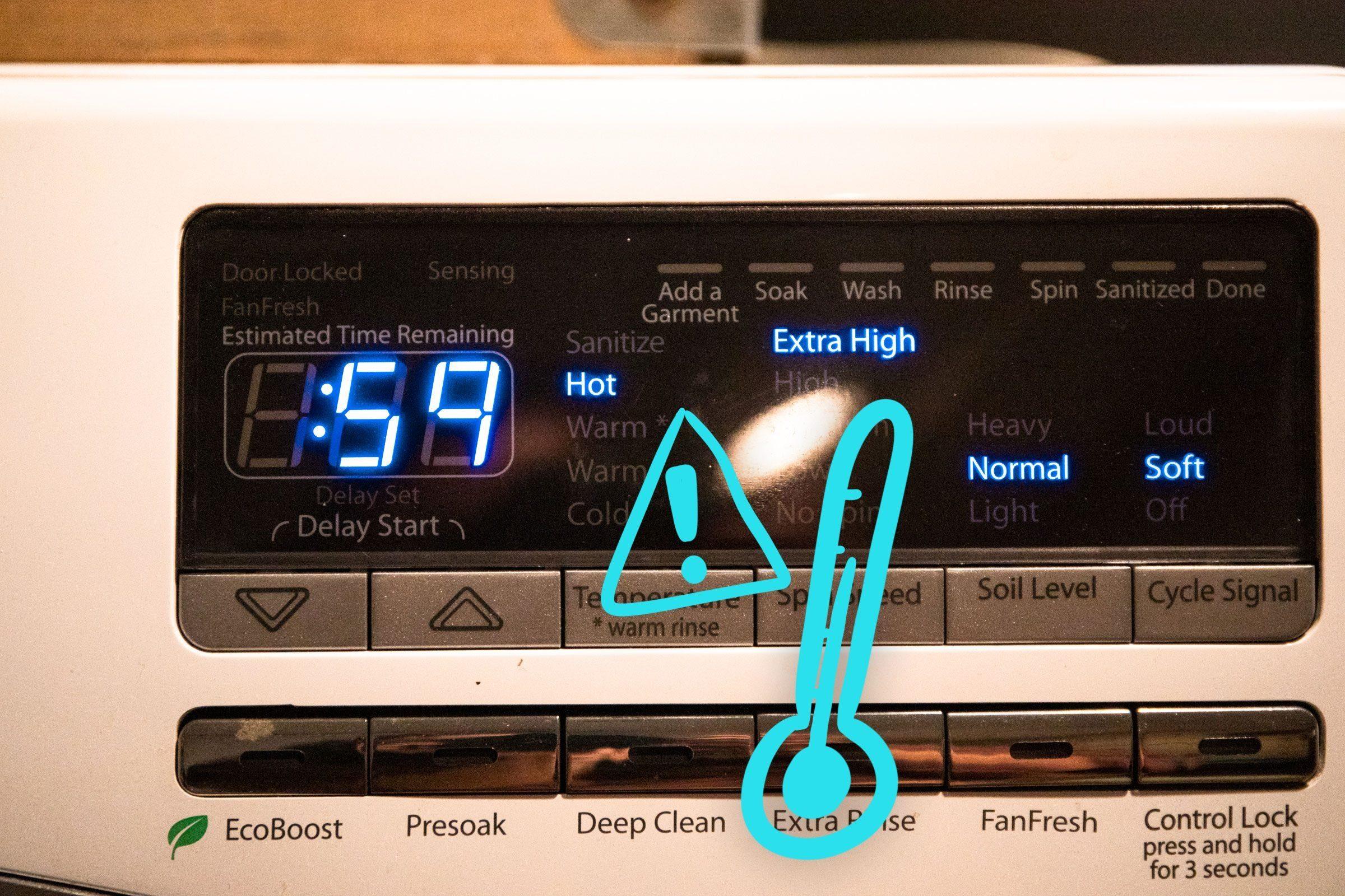 Not hot enough!