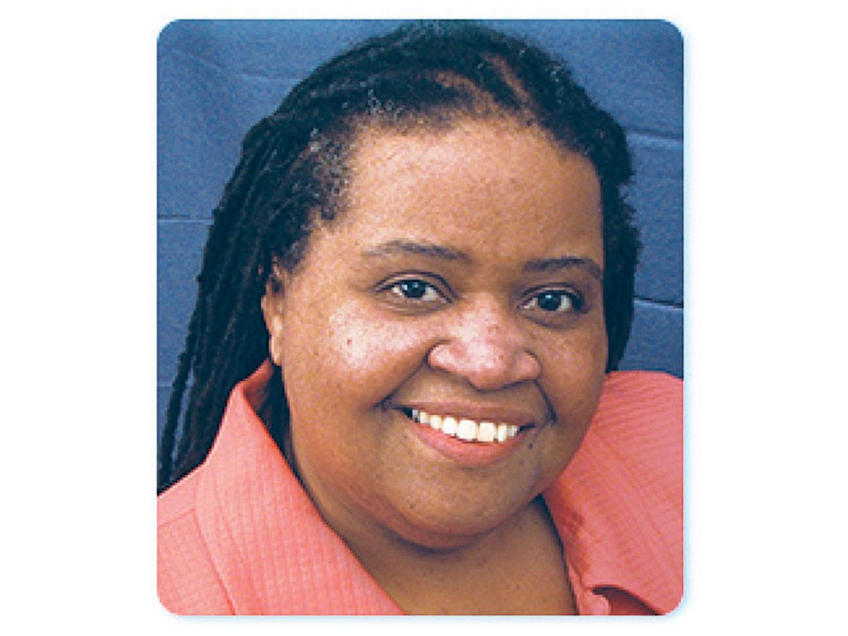 Portrait Of Dorothy Williams