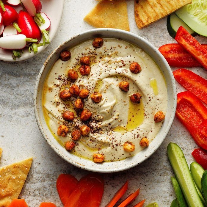 Best Hummus recipe
