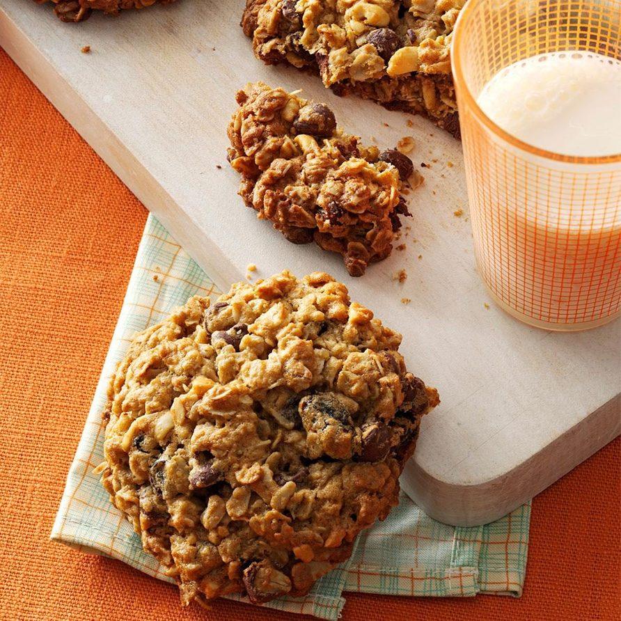 Wyoming Whopper Cookies