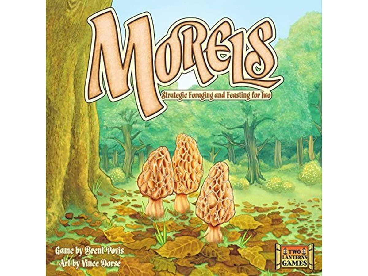 Best Board Games For Two Players - Morels