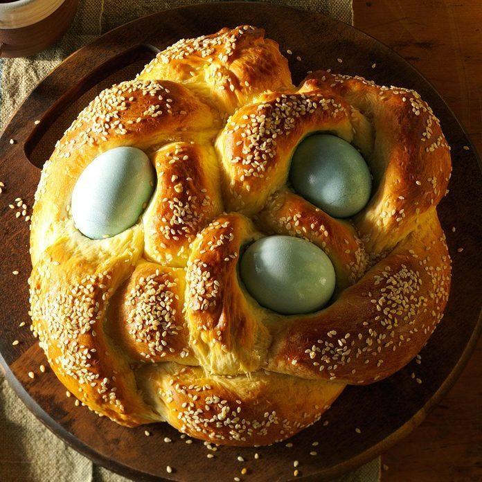 Grandma Nardi's Italian Easter Bread