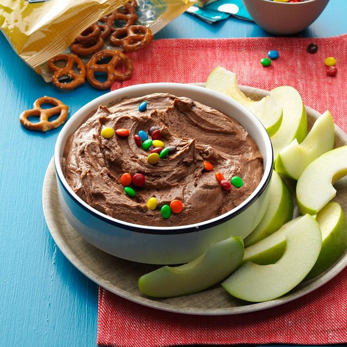 Brownie Batter Dip recipe
