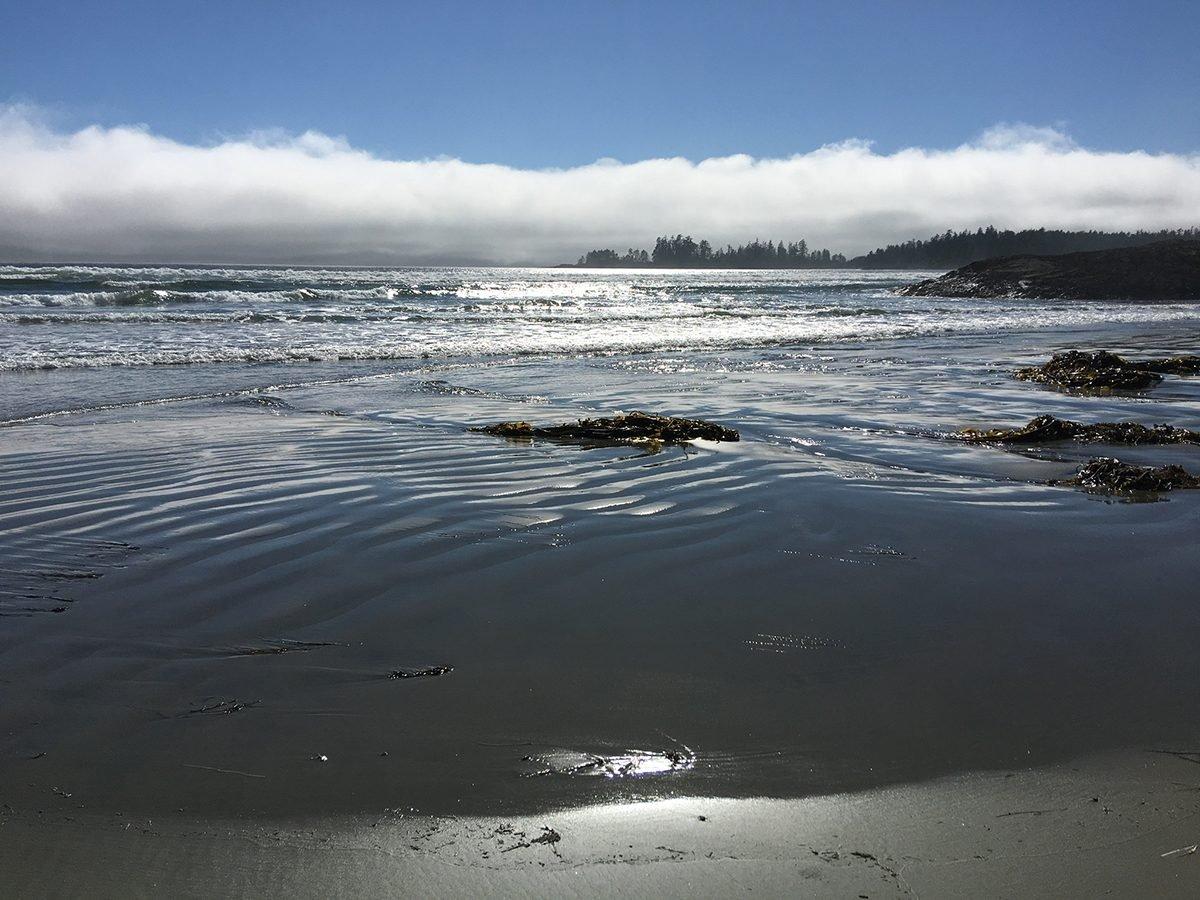 My Happy Place - Beach Tofino Bc