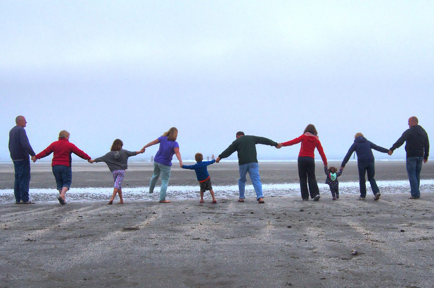 My Happy Place - Family On Chesterman Beach