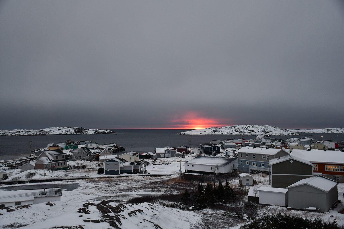 My Happy Place - Harrington Harbour Quebec