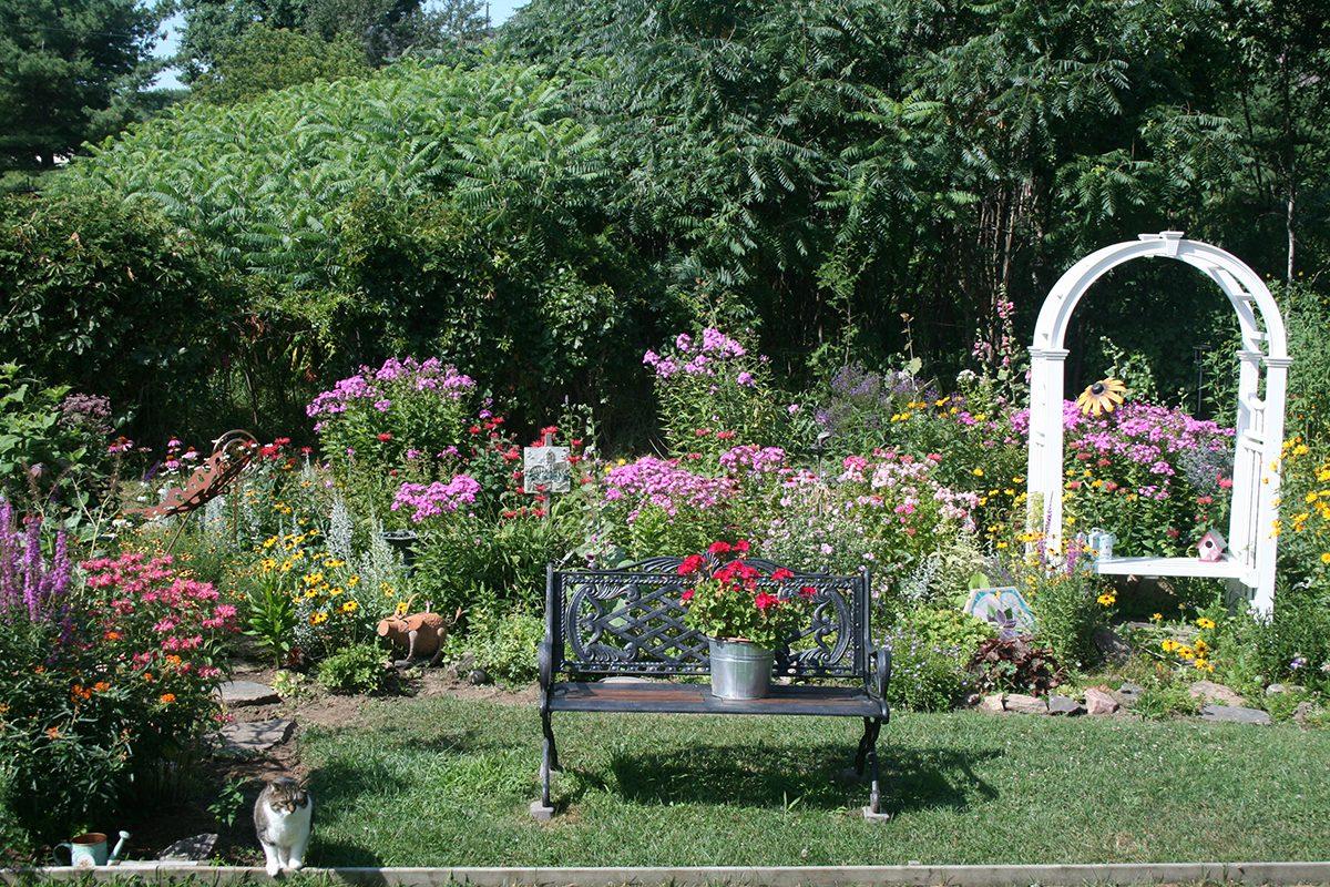 My Happy Place - Severn Bridge Garden
