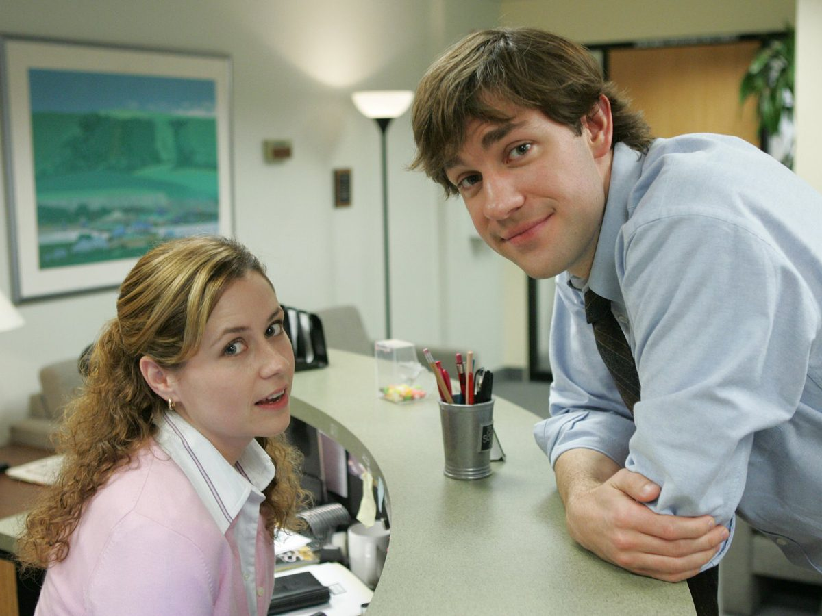 The Office Quotes - Jim and Pam