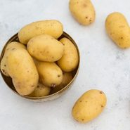 This Trick For Peeling Potatoes is Taking Over the Internet