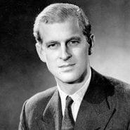 Portrait Of Prince Philip