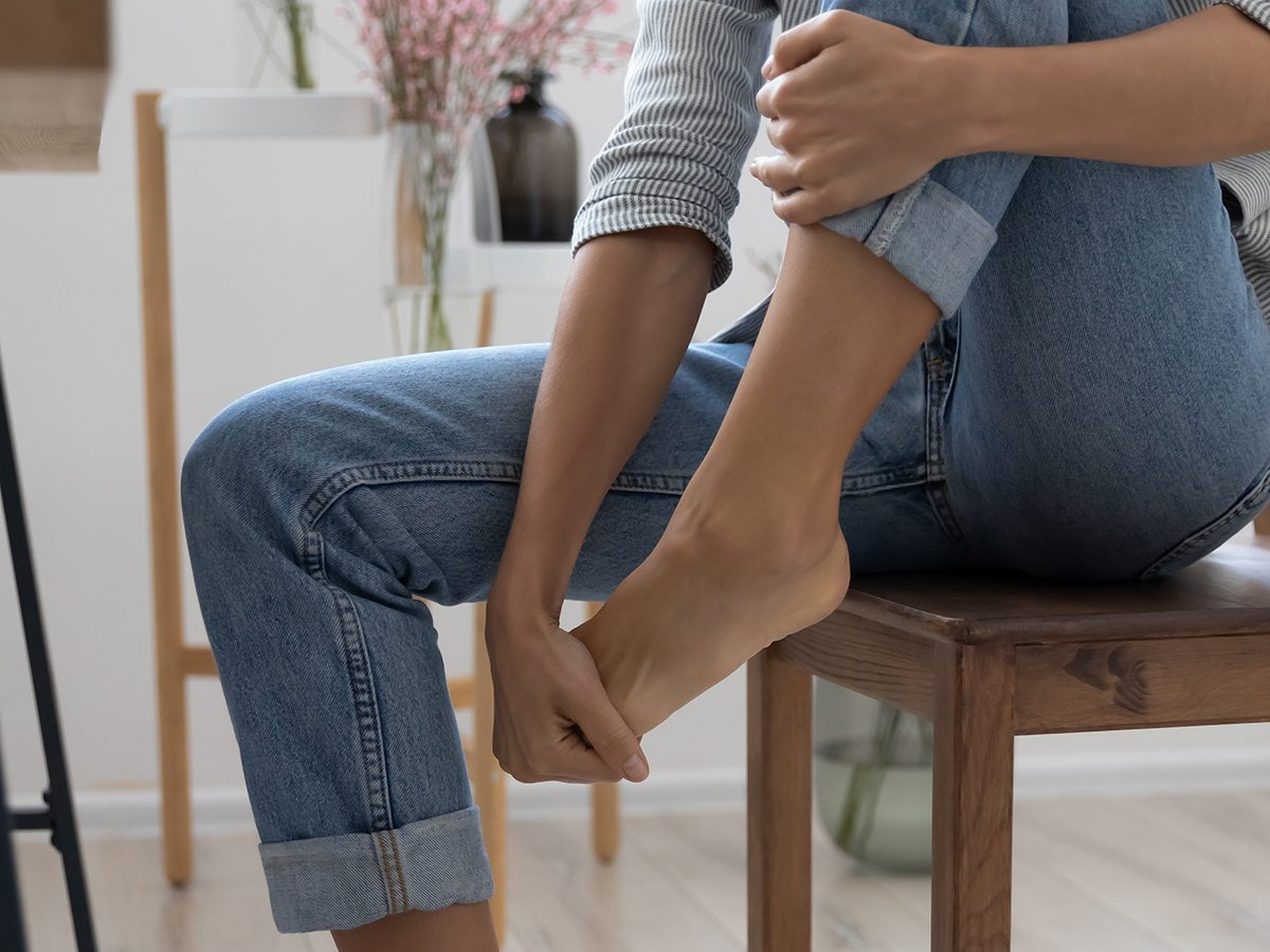 Why a stubbed toe hurts so bad