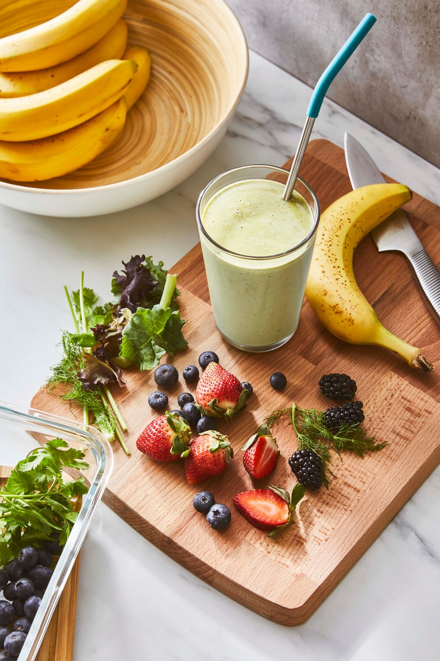 Wilted smoothie recipe - IKEA Scrapcooking
