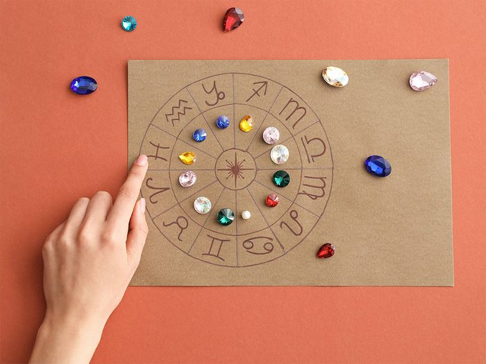 Why astrology is so popular today - birthstones and zodiac sign reading