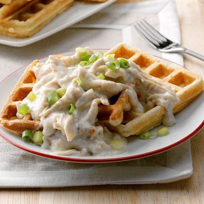 Classic Chicken & Waffles recipe