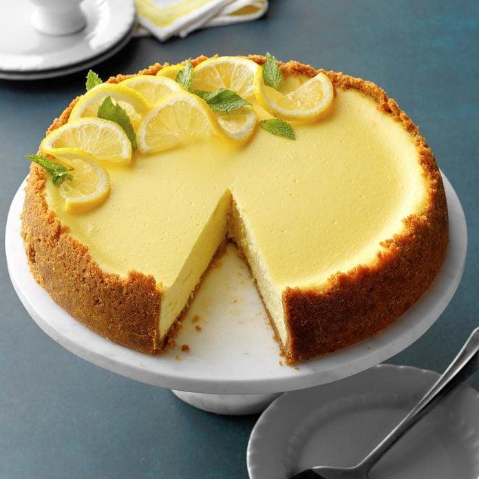 Lemon Dream Cheesecake recipe