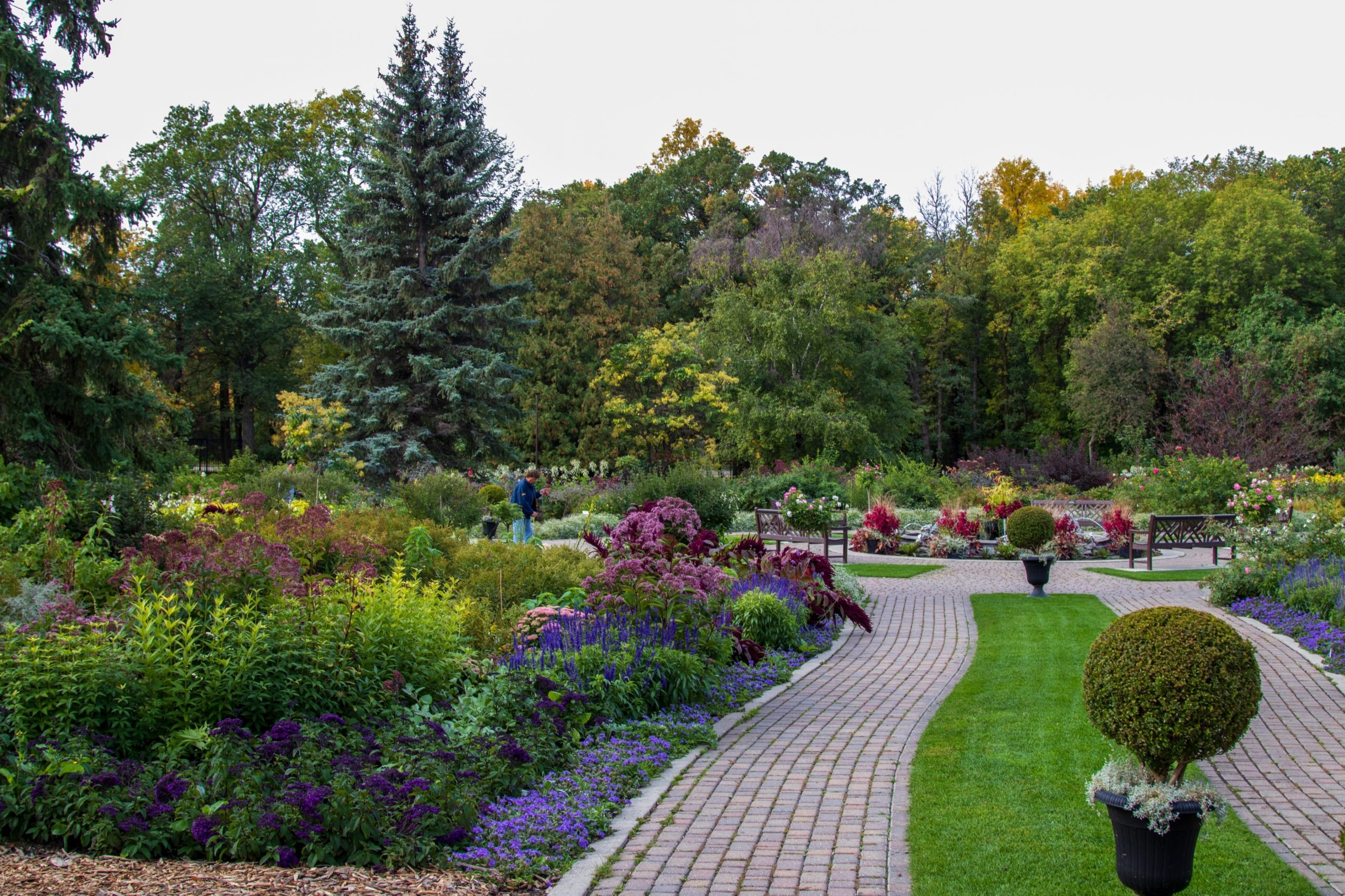 Assiniboine Park Botanical Garden
