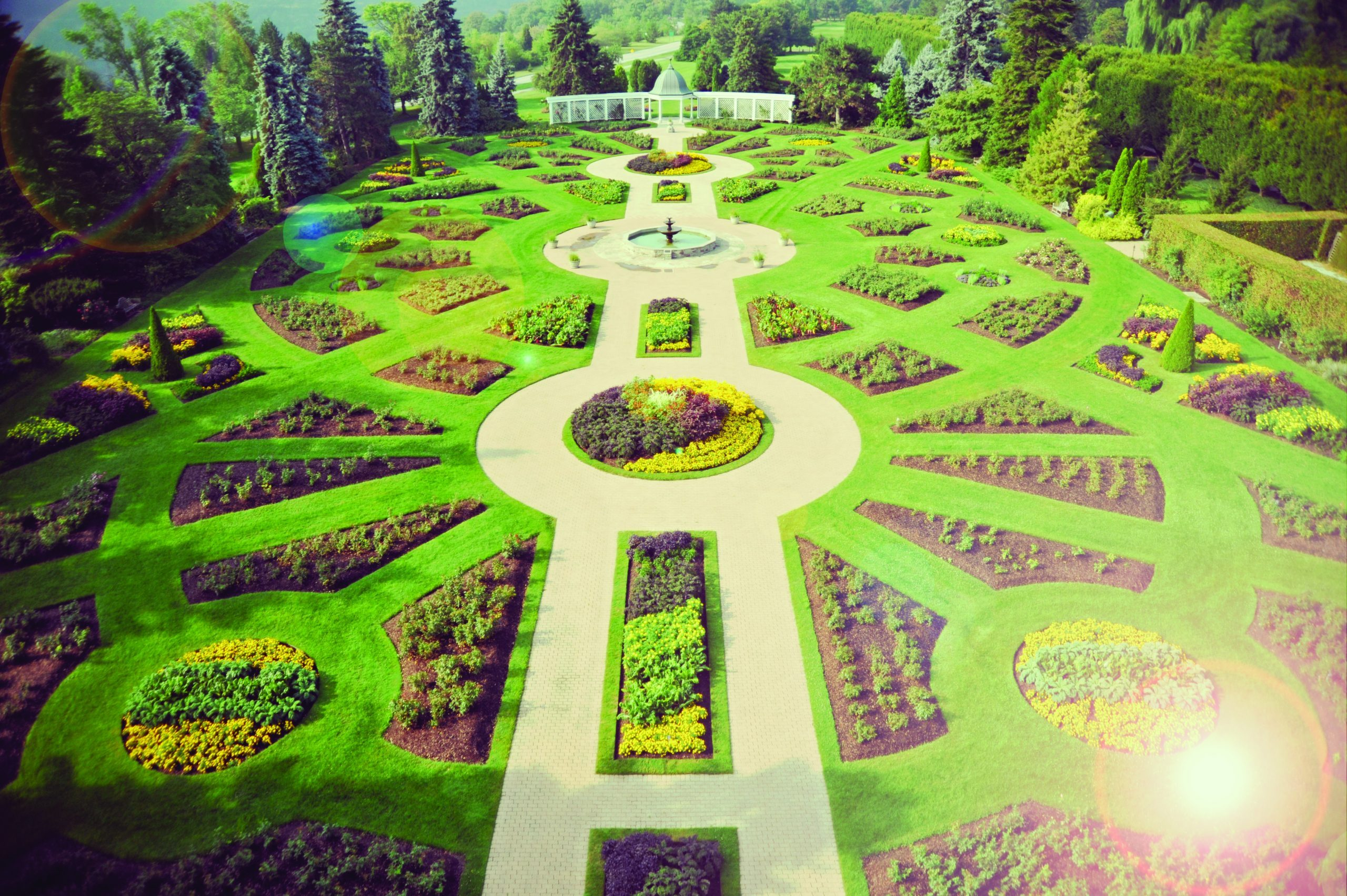 Niagara Parks Botanical Gardens