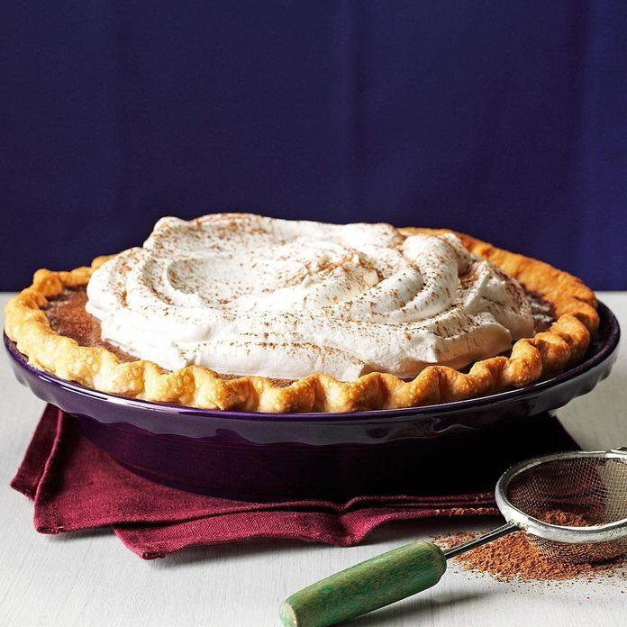 Silky Chocolate Pie recipe