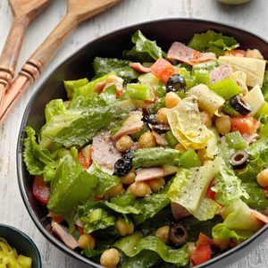 Super Italian Chopped Salad