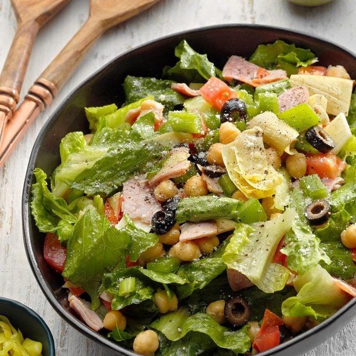Super Italian Chopped Salad recipe