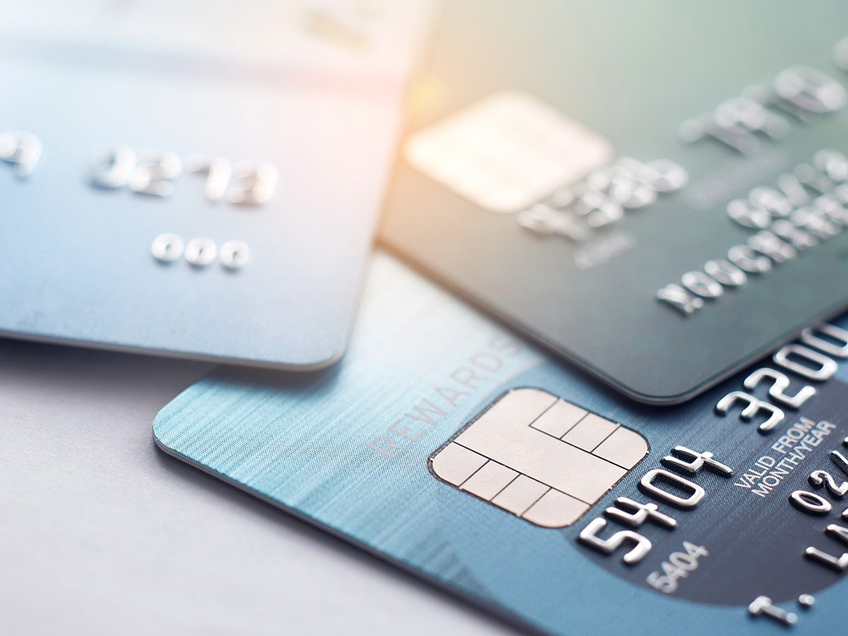 Bad Gas Pump Habits - Credit Cards Reward Cards