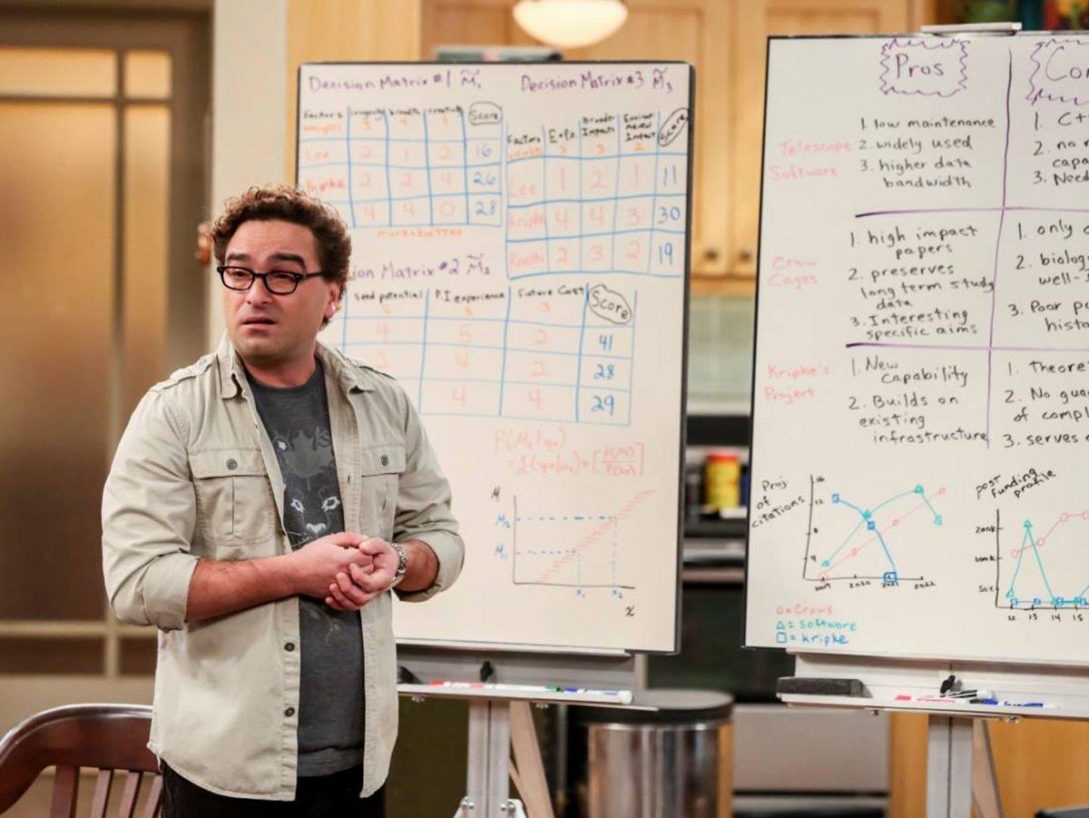 Big Bang Theory Quotes Leonard Family