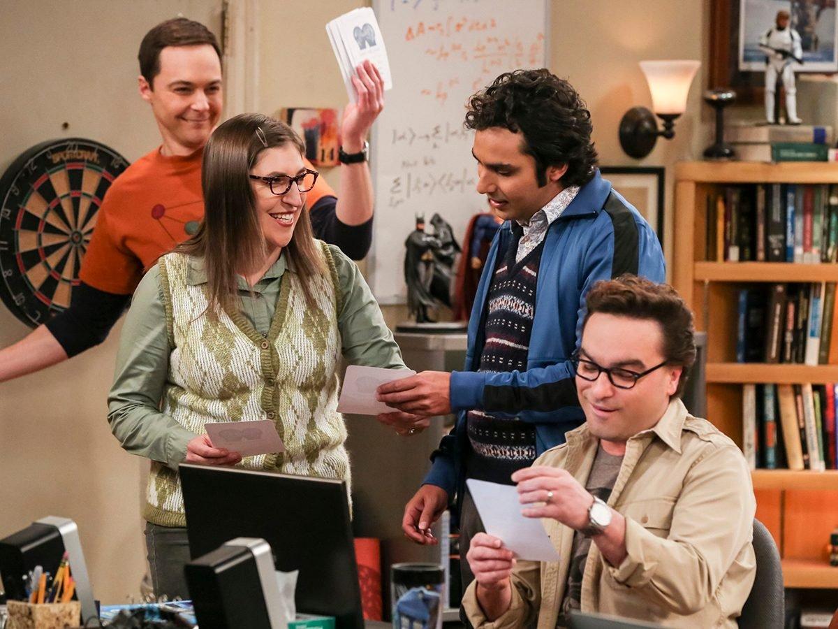 Big Bang Theory Quotes Raj Christmas Parties
