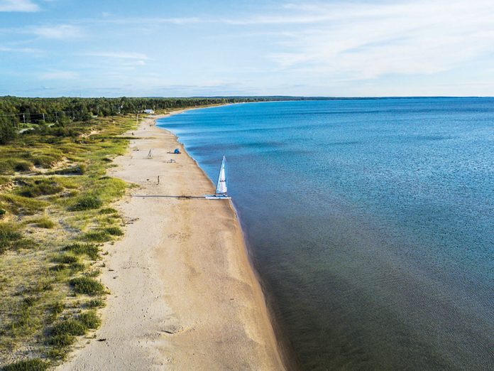 Grey Bruce attractions - Sauble Beach