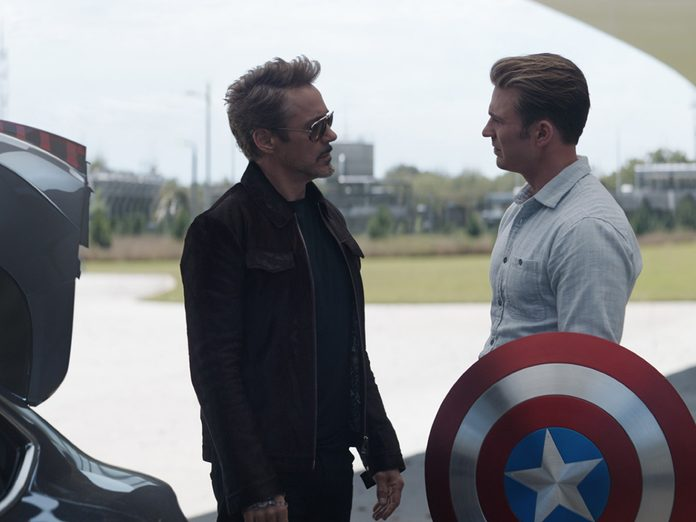 Marvel Quotes Iron Man On Purpose Copy