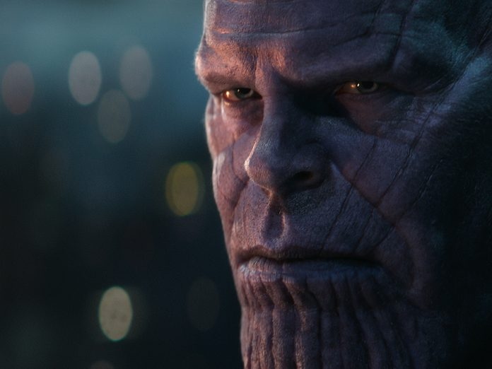 Marvel Quotes - Thanos On Resilience