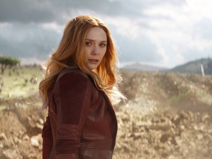 Marvel Quotes - The Scarlet Witch On Courage