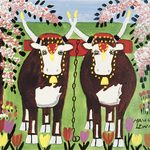 As a Teenager, I Gathered Paints for Maud Lewis