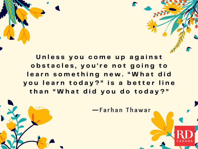 Short Inspirational Quotes - Farhan Thawar