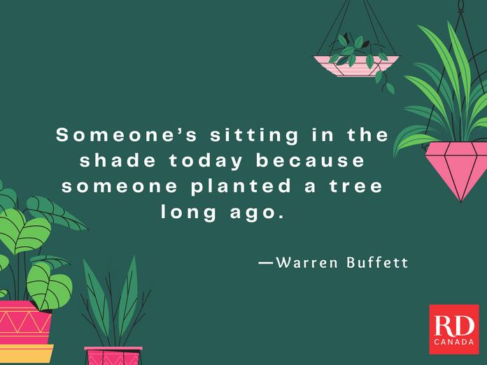 Short Inspirational Quotes - Warren Buffet