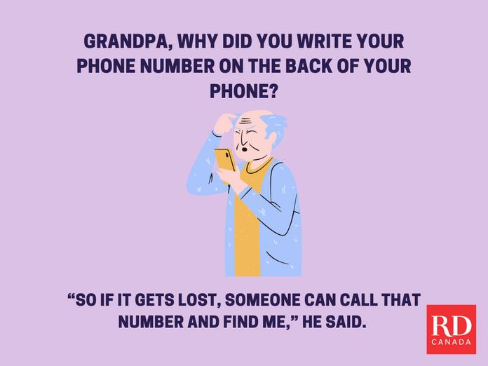 Clean Joke #3