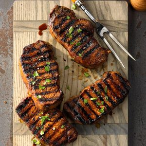 Favourite Grilled Pork Chops