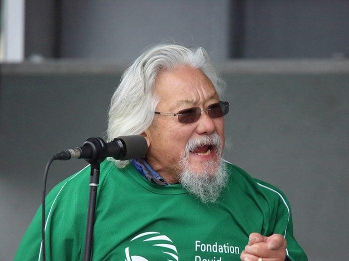 Earth Day Quiz - David Suzuki