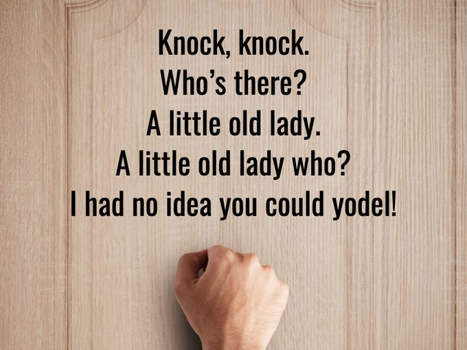 Funniest Knock Knock Jokes Yodel