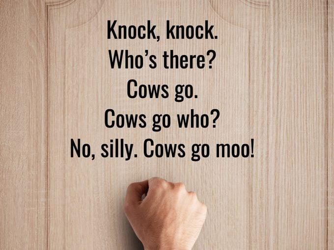 Funniest Knock Knock Jokes