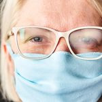 How To Stop Your Glasses From Fogging Up While Wearing a Mask