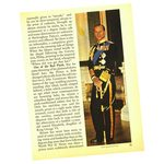 Here's How Reader's Digest Profiled Prince Philip Back in 1966