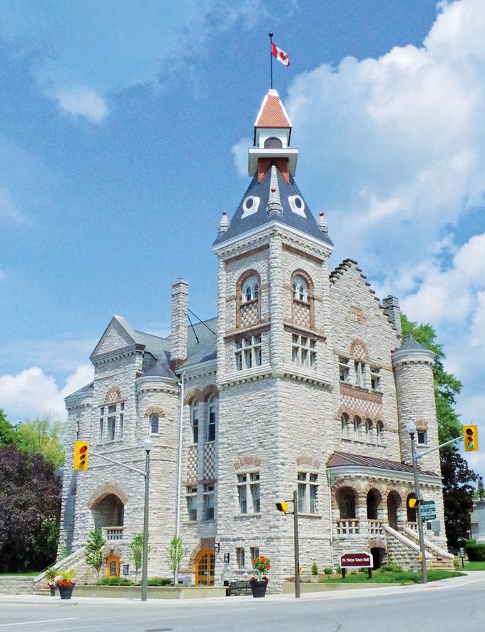 St Marys Ontario - St Marys Town Hall