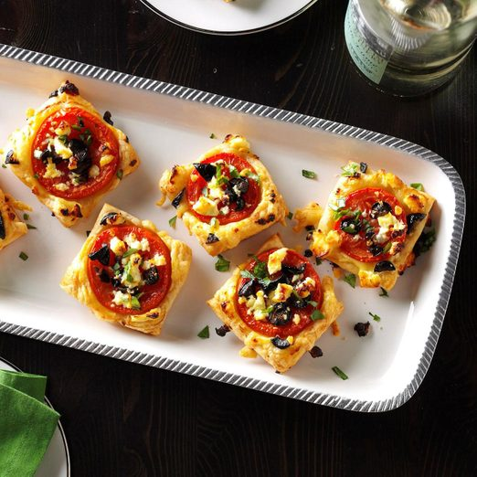 Mediterranean Tomato Bites recipe