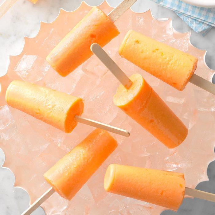 Orange Cream Pops