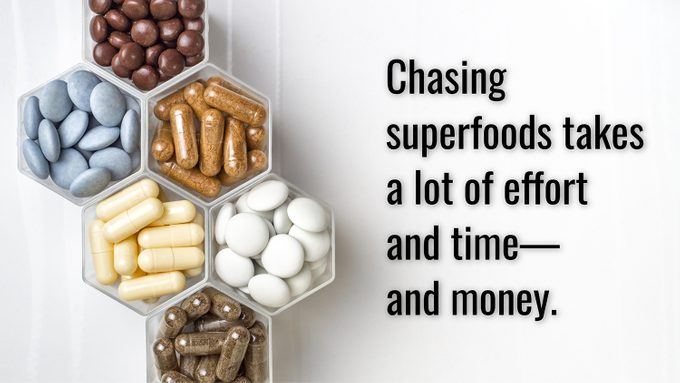 Are Supplements Good For You - Chasing Superfoods