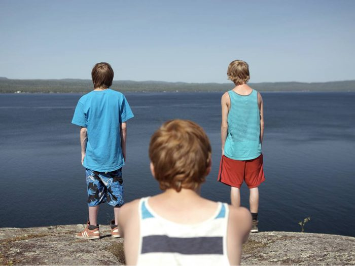 Best Canadian Movies - Sleeping Giant