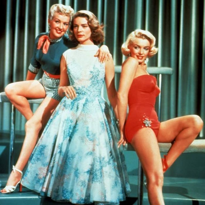 Best Marilyn Monroe Movies - How To Marry A Millionaire Tcm