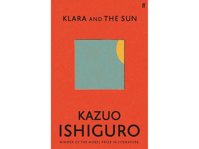 Book Club Spring 2021 Klara And The Sun
