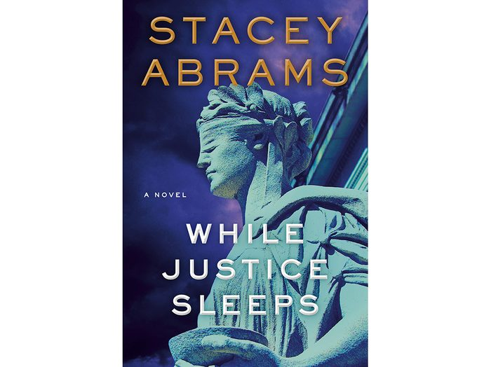 Book Club Spring 2021 While Justice Sleeps