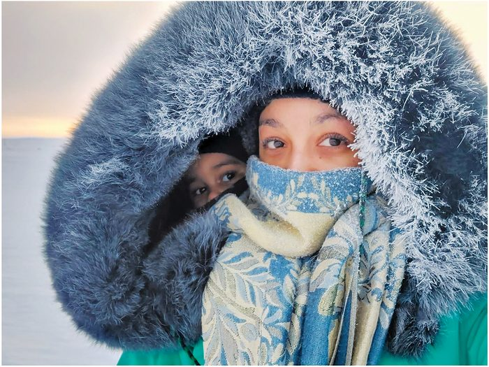 Our Canada Share Your Canada Photo Contest Third Place - Wintertime in Nunavut